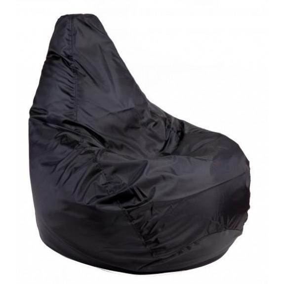 """Детское кресло-мешок """"Чёрный"""""""